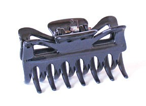 #6011-B - CLAW CLAMPS 6 CM (3)- 12 cards (1 dozen) in a packet