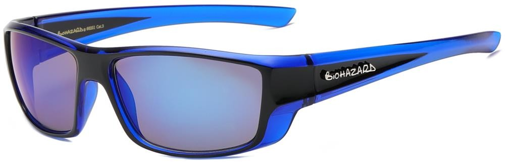 BZ66251 - BIOHAZARD FASHION SUNGLASSES - Mixed Colours - 12 pairs in a box