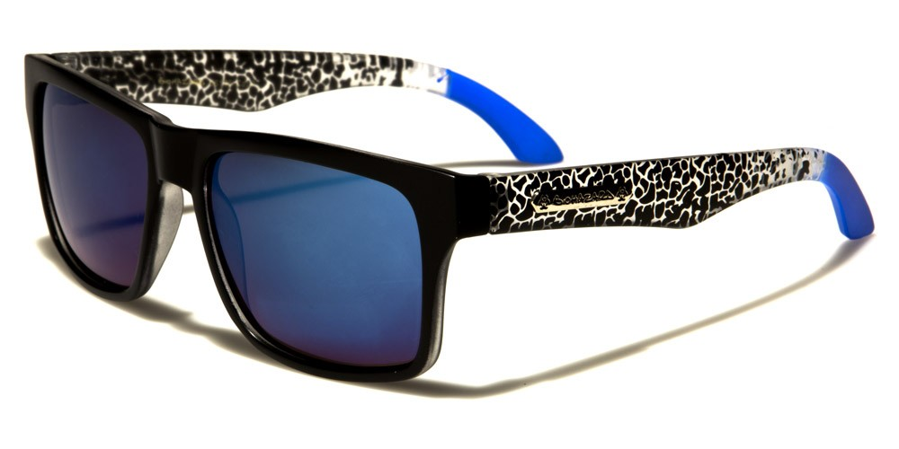 BZ66176 - BIOHAZARD FASHION SUNGLASSES - Mixed Colours - 12 pairs in a box