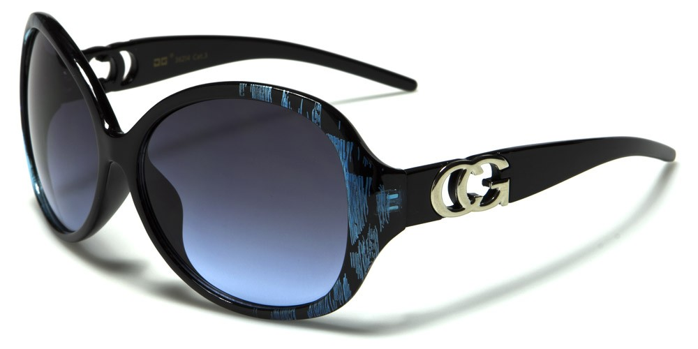 CG36234 MIX Colours - DG SUNGLASSES - 12pairs (1Dozen) in a box