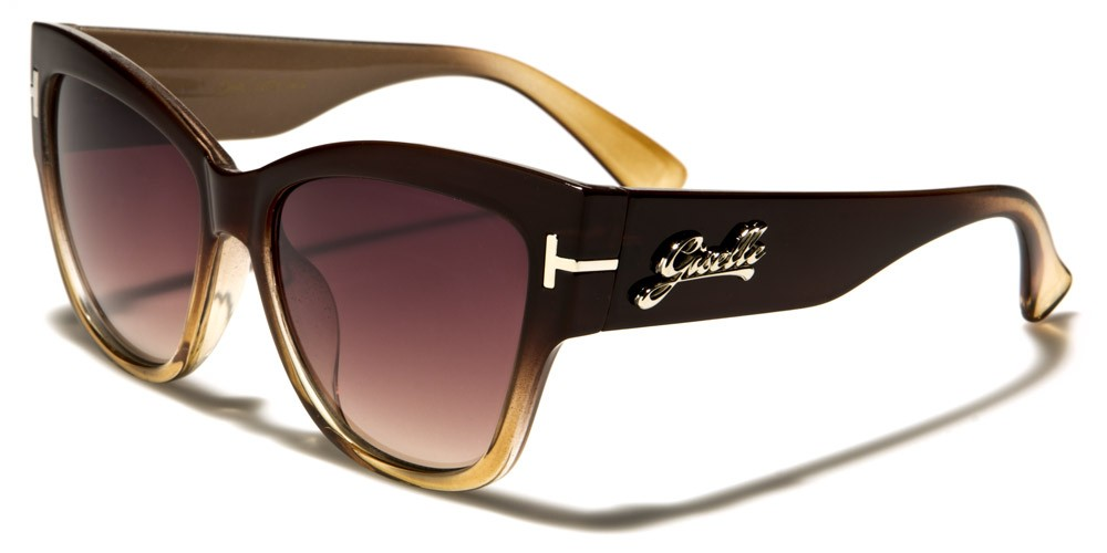 GSL22079 MIX Colours - GISELLE SUNGLASSES - 12pairs (1Dozen) in a box