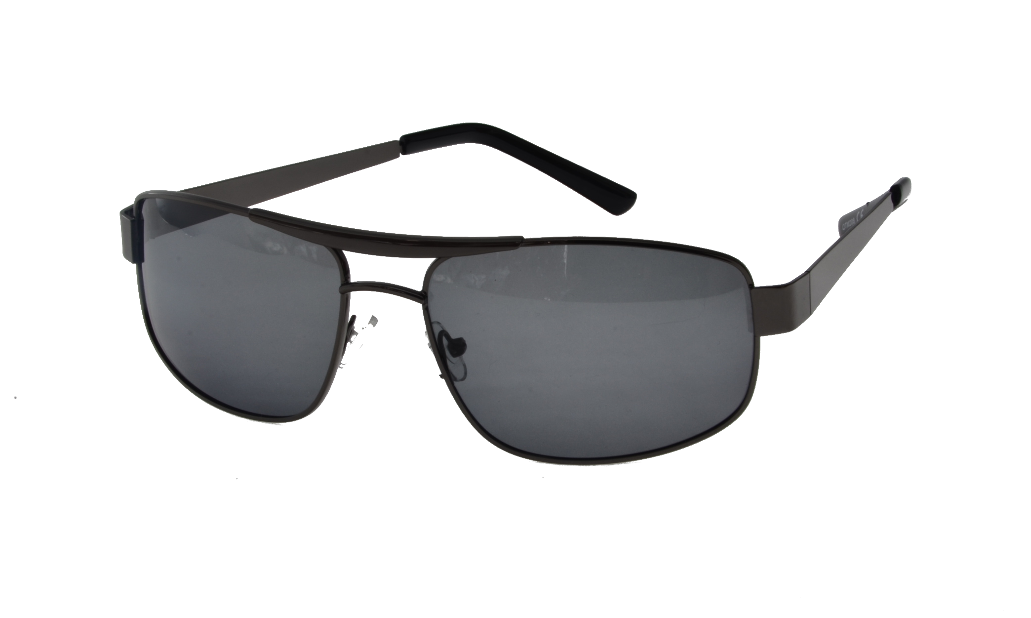 QTM208PGM - GUN METAL POLARISED LENS,