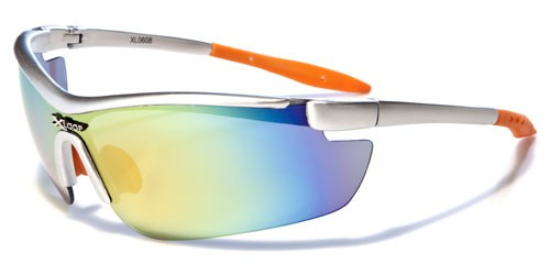 XL0608 - MIX - XLOOP SPORTS SUNGLASSES - MIXED COLOURS - 12 pairs in a box