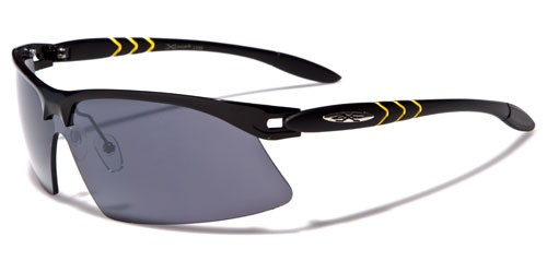 XL440 - MIX - XLOOP SPORTS SUNGLASSES - MIXED COLOURS - 12 pairs in a box