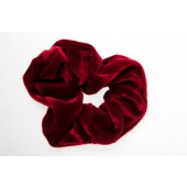 941238BU -BURGANDY  SCRUNCHY LARGE (2)- 12 cards (1 dozen) in a packet