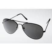 M-020B - AVIATOR BLACK- 12 pairs (1 dozen) in a box