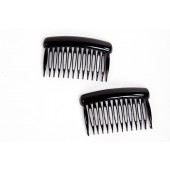 #3543B - COMBS (2) MEDIUM- 12 sets (1 dozen) in a packet