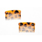 #3543T - COMBS (2) MEDIUM- 12 sets (1 dozen) in a packet