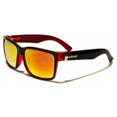 BZ135 - BIOHAZARD FASHION SUNGLASSES - Mixed Colours - 12 pairs in a box (66159)