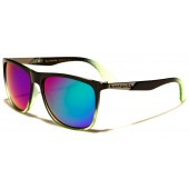 BZ66208 - BIOHAZARD FASHION SUNGLASSES - Mixed Colours - 12 pairs in a box