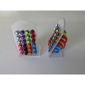 DB168 - FAKE EXPANDER - Curved NEON  24pcs on a display stand