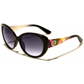 GSL22100 MIX Colours - GISELLE SUNGLASSES - 12pairs (1Dozen) in a box